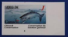 Canada (CNSC05J) 1993 Salmon Conservation Stamp (MNH)