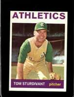 1964 TOPPS #402 TOM STURDIVANT NMMT ATHLETICS  *XR20751