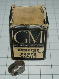1953-82 599234 3954357 GM TIE ROD CLAMP NOS ORIGINAL CORVETTE CHEVY ALL GM