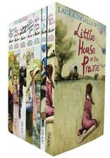 Little House on the Prairie Series 7 Books Collection by Laura Ingalls Wilder, L