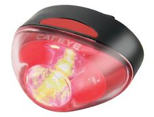 CATEYE RAPID 1 REAR LED CYCLE LIGHT USB CHARGE High Power 4 Modes