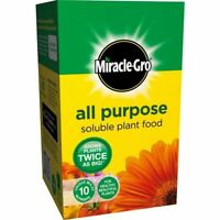 Miracle-Gro All Purpose Soluble Plant Food 1kg Grow Plants Twice As Big