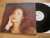 LP Vicky Leandros Starke Gefühle Apres toi Vinyl INT 165.009