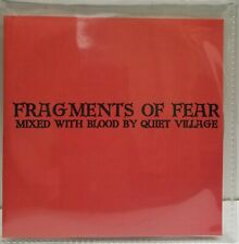 Quiet Village-Fragments Of Fear CD BRAND NEW