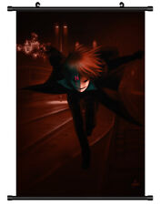 5265 Darker than Black Decor Poster Wall Scroll cosplay