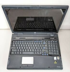 HP Pavilion dv8000 T2400 1.83GHz 2GB GeForce GO 7600 faulty screen otherwise OK