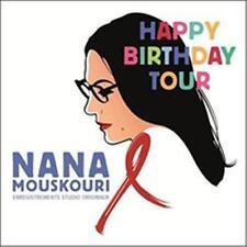 NANA MOUSKOURI HAPPY BIRTHDAY TOUR CD NEW