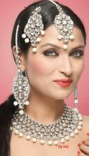 Indian Asian Wedding Bridal Jewellery Party Ethnic Wear Bollywood Necklace Set
