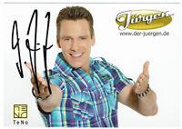 Jürgen Milski - original signierte Autogrammkarte * hand signed