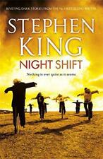 Night Shift by Stephen King | Paperback Book | 9781444723199 | NEW