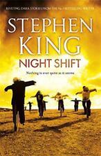 Night Shift DI STEPHEN KING LIBRO TASCABILE 9781444723199 NUOVO