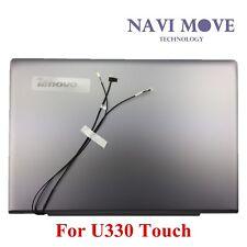 NEW Lenovo Ideapad U330T U330-Touch LCD Back Cover Gray 3CLZ5LCLV30 90203271 USA