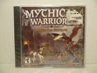 Mythical Warriors Battle for Eastland PC Video Strategy Game New Sealed
