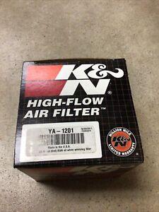 K&N YA-1201 Air Filter 00 - 13 Yamaha TT-R125LE / TT-R125L / TT-R125E / TT-R125