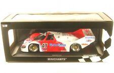 Porsche 956k T-bird Swap Sutherland Henn 1000 KM Brands Hatch 1983 Minichamps
