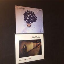 JOHN ILLSLEY CD-Sammlung 2CD MINT Glass / Never Told A Soul Bundle Dire Straits