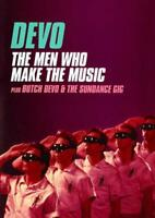 DEVO: THE MEN WHO MAKE THE MUSIC/BUTCH DEVO & THE SUNDANCE GIG NEW DVD