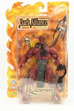 Art Asylum Chaos Comics Dark Alliance Lucifer Series 1 Figure 10in: New!