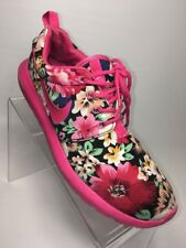 NIKE FLORAL FEB 2015 ATHLETIC CASUAL WALKING SHOES WOMENS SIZE 8 US 39 EU PINK