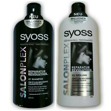Syoss Salonplex Reparatur Revolution/Shampoo&Spülung