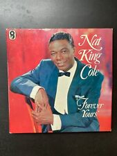 """Nat King Cole """"Forever Yours"""" X6 Albums Boxed Set VINYL RECORDS******"""