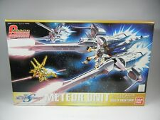 "Gundam Collection ""SEED Destiny METEOR UNIT"" Painted Model&Figure 1/400 BANDAI"
