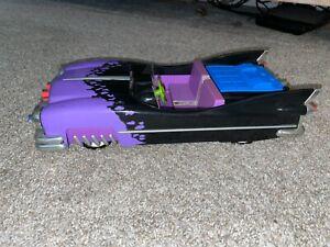 Vintage 1989 TMNT FOOT CRUISER Teenage Mutant Ninja Turtles Vehicle Car Cadillac