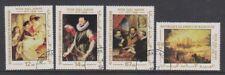 Mauritania - 1977, Anniversary of Rubens Paintings set - F/U - SG 568/71 (a)
