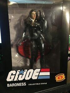 Baroness Statue GI Joe Classified PCS Premium Collectibles 1:8 Scale Figure NEW