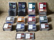 80 pezzi minidsc-Sony md80/md74-TDK md80-TUTTI CON GUSCIO!!!
