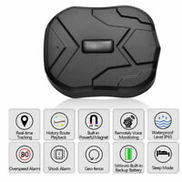 TK905 GPS Car GSM Tracking Device Real-Time Powerful Magnet Spy Vehicle Tracker