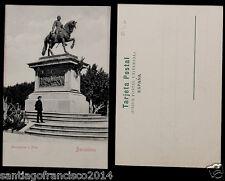1946.-BARCELONA -Monumento a Prim (Tarjeta Postal sin División)