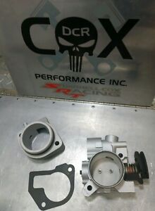 SRT4 Dodge Neon DCR 55mm Throttle Body Custom Bored and 55mm Billet Blade