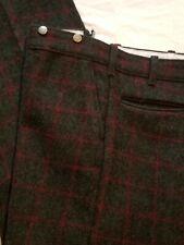 Vintage Codet Heavy Wool Hunting Pants Made In Canada 52 x 31 Unworn Vermont