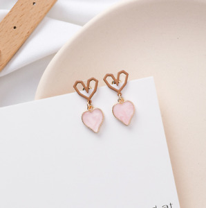 2 Designs of Ladies Stub Earrings 925 Silver Pins Fashionable Jewellery Gift