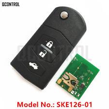 Remote Key for MAZDA Car Frequency 433MHz Chip 4D63 80bits SKE126-01 Model