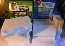 Mr Clean Magic Eraser Original Kitchen XPWR & BATH 16 Total Magic Eraser NoBX
