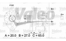VALEO Alternador 70A Para RENAULT 11 19 436455