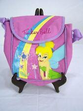 1ef355754476 Disney Tinkerbell Messenger Shoulder Bag Purse Girls