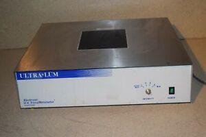 ULTRA LUM ELECTRONIC UV TRANSILLUMINATOR
