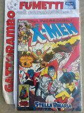 Gli Incredibili X-Men N.1 Anno 90 Imbustato  - Star Comics Ottimo
