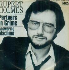"7"" Rupert Holmes/Partners In Crime (D)"