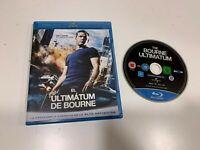 Il Ultimatum De Bourne blu ray Matt Damon
