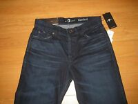 """NWT Men's 7 For All Mankind """"Standard Straight Leg"""" Jeans (Retail $198)"""