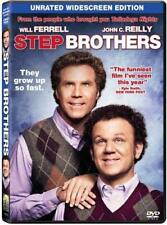 Step Brothers (Single-Disc Unrated Edition) [DVD] NEW!