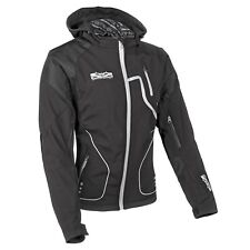 NOS SPEED AND STRENGTH 877495 STAR STRUCK TEXTILE JACKET BLACK SIZE WOMENS SM