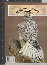 Waterfowl Carving Magazine Sumner 99 (Vol XVII ) Cathy Hart editor