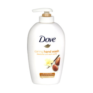 Dove Shea Butter With Warm Vanilla Caring Hand Wash 250ml