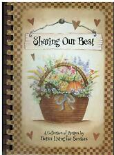 * ST PETERSBURG FL 2003 SHARING OUR BEST COOK BOOK * BETTER LIVING FOR SENIORS