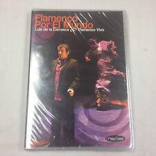 """""""Flamenco Por El Mundo"""" DVD Playa Sound (De la Carrasca) 2008 NEW SEALED!"""